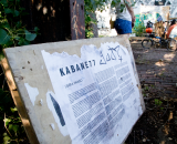 Site of the launch: Kabane77