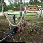 Tangling in the Loom at Meekos